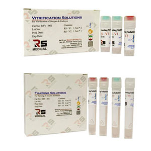 VITRIFICATION & THWING SOLUTIONS